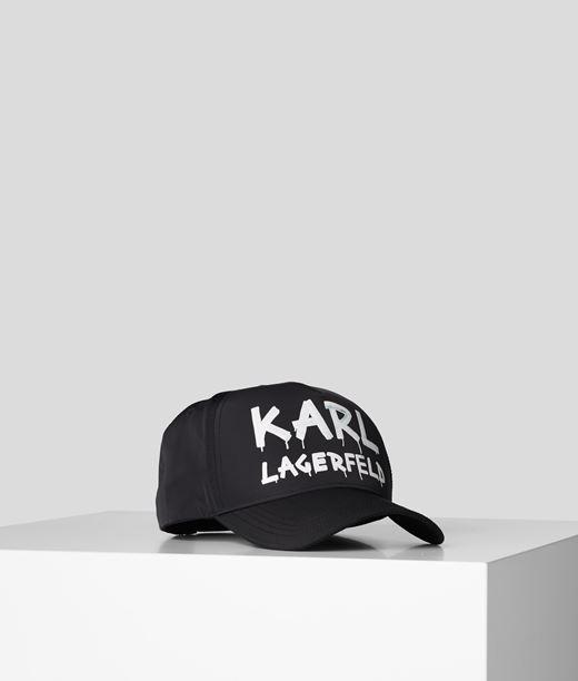 Graffiti Cap Karl Lagerfeld