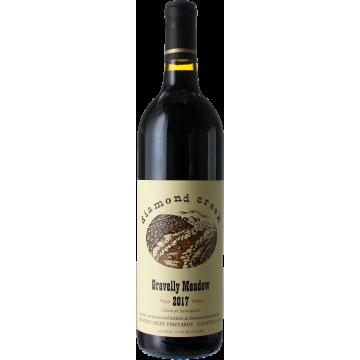 GRAVELLY MEADOW 2017 –  DIAMOND CREEK – Vin Rouge