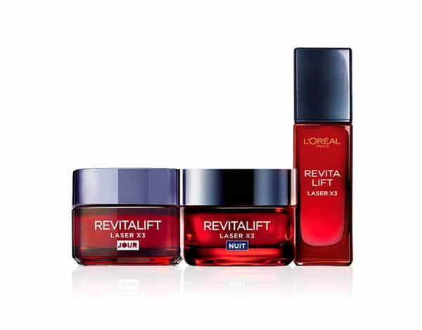 Routine Anti-Âge Profond Revitalift Laser L'Oréal Paris