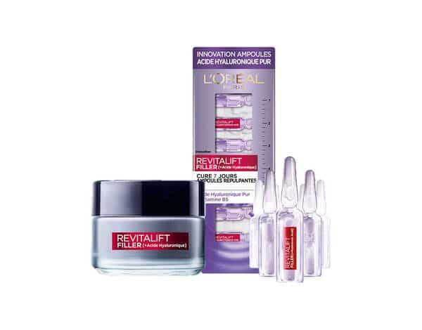 Cure Hyaluronique 7 jours pour une peau rebondie L'Oréal Paris