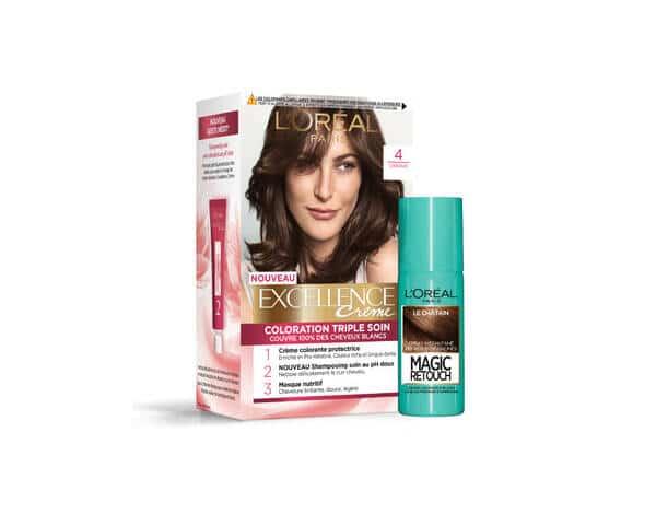 Kit Coloration & Retouche Racines L'Oréal Paris