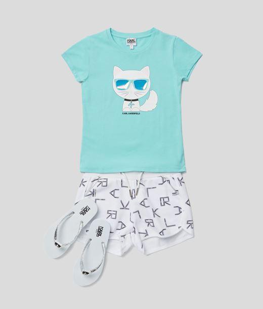 T-shirt Choupette Karl Lagerfeld