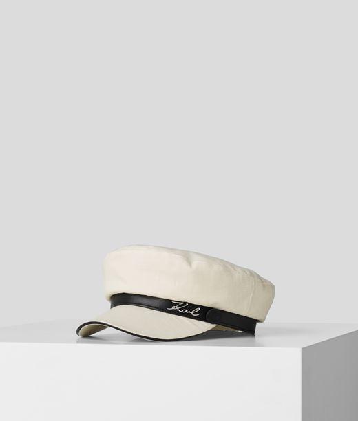 CASQUETTE K/SIGNATURE Karl Lagerfeld