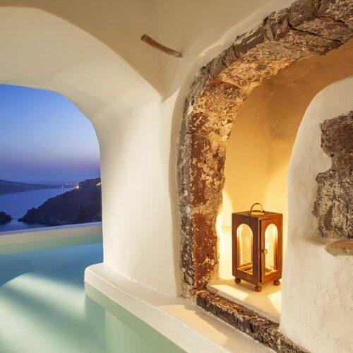 Les plus belles villas de luxe en Grèce