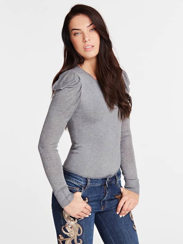 Pull Marciano Manches Drapees – Guess