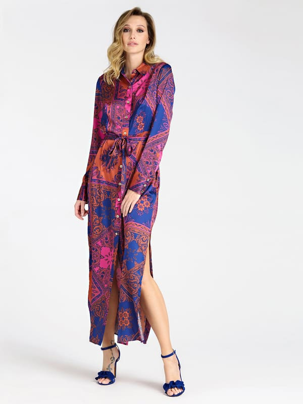Robe-Chemise Marciano Imprimé Paisley – Guess