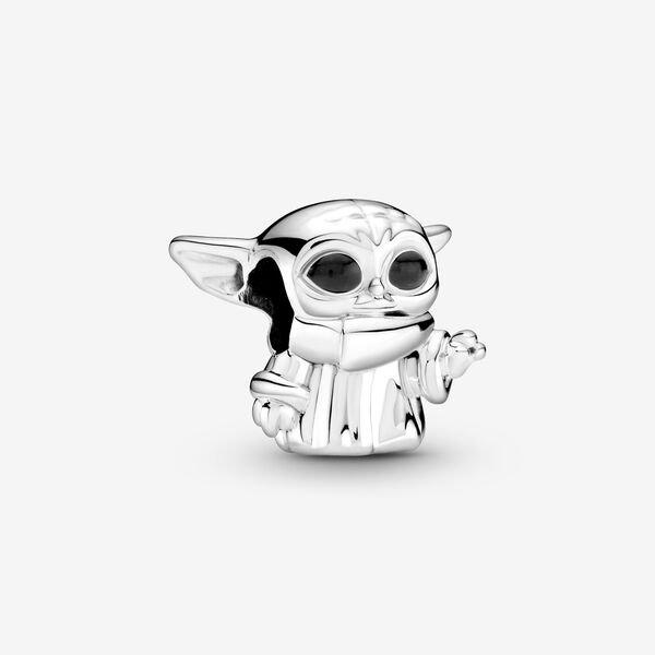 Charm Star Wars™ Grogu™ Pandora en Argent pour Femme