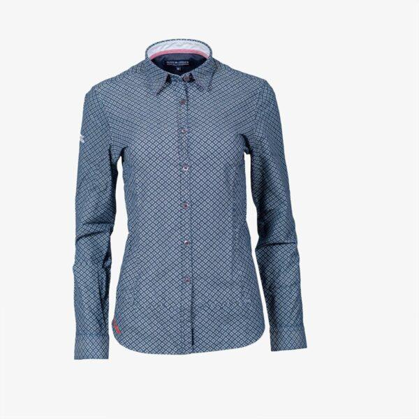 Chemise Bleu à motifs Grand Prix de Monaco Grand Prix Monaco