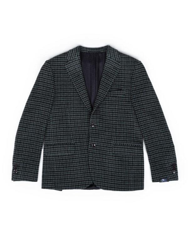 Massimo Piombo – Veste de costume avec boutons 52 multicolor