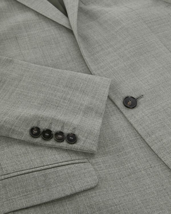 Slim Fit Cross Hatch Suit Jacket Ted Baker
