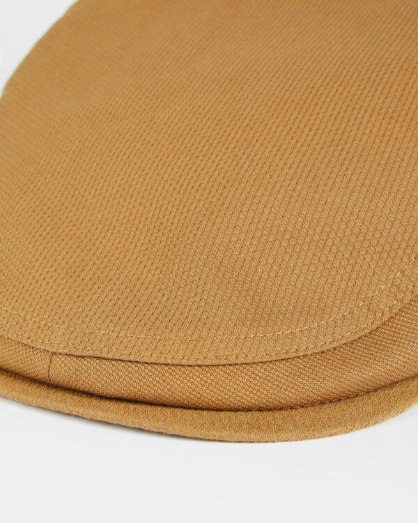 Textured Flat Cap Ted Baker