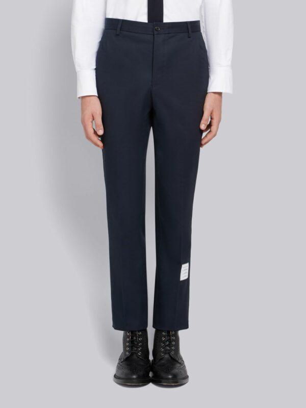 Thom Browne pantalon chino en coton