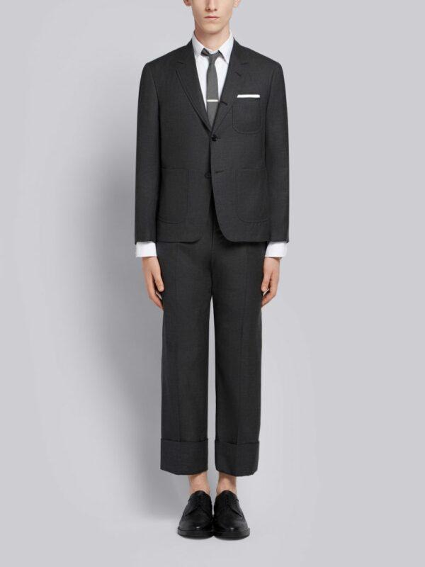 Thom Browne costume Super 120s