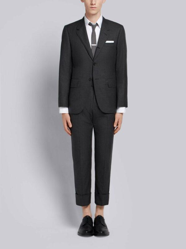 Thom Browne costume à pantalon crop