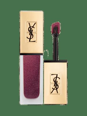 Tatouage Couture The Metallics – 107 Prune Attraction – Gloss Pour Femme – Yves Saint Laurent