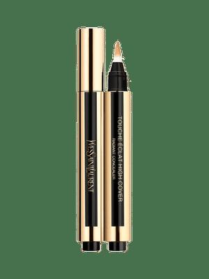 Touche Éclat Stylo High Cover – 5 Honey – Fond De Teint Pour Femme – Yves Saint Laurent