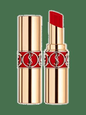 Rouge Volupté Shine Oil-in-stick – 127 Rouge Studio Pour Femme – Yves Saint Laurent