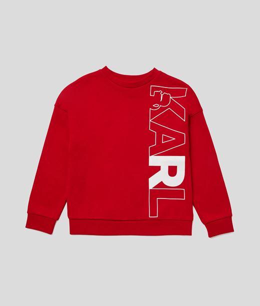 Sweat-shirt à logo Karl Karl Lagerfeld