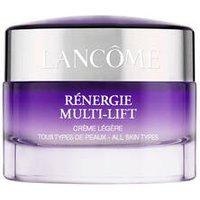 Crème Visage Rénergie Multi-lift Crème Légère 50 Ml Lancôme