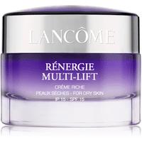 Crème Visage Rénergie Multi-lift Crème Riche 50 Ml Lancôme