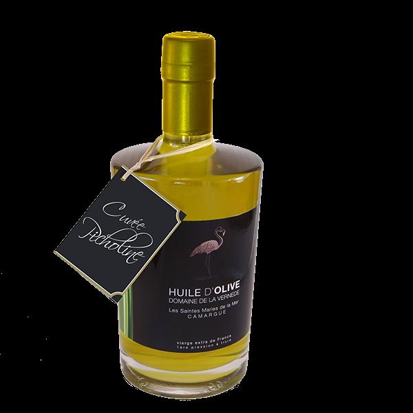 Huile d'olives Bouteille 500ml Cuvée Picholine
