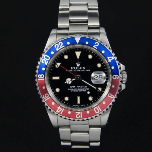 Découverte de la montre Rolex GMT