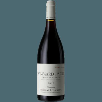 POMMARD 1ER CRU – LES CHAPONNIERES 2017 – NICOLAS ROSSIGNOL – Vin Rouge