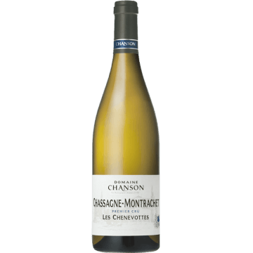 CHASSAGNE MONTRACHET 1ER CRU LES CHENEVOTTES 2015 – CHANSON PERE ET FILS – Vin Blanc